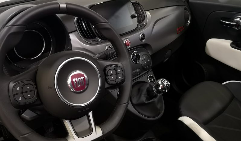 Fiat 500c S lleno