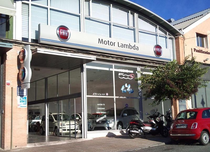 Exposicion Fiat