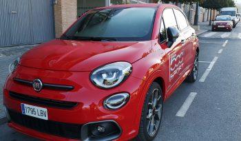 Fiat 500X Sport lleno