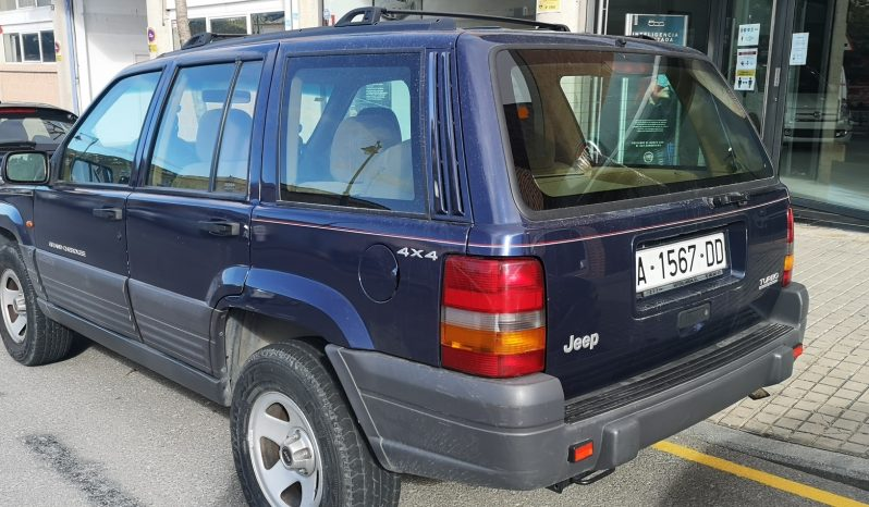 Jeep Grand Cherokee 2.5 TD lleno
