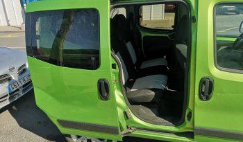 Fiat Qubo Multijet 75cv lleno