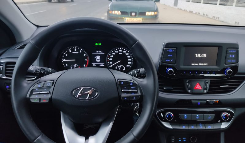 Hyundai i30 120cv lleno