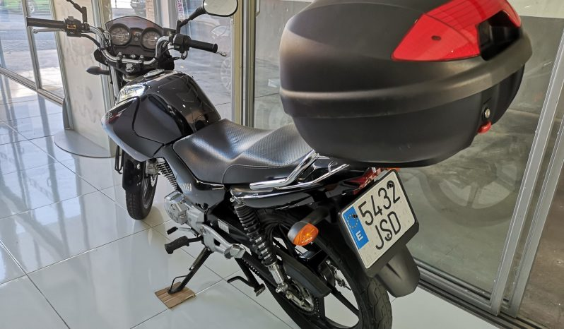 Yamaha YBR 125cc lleno